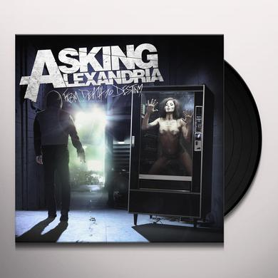 Asking Alexandria FROM DEATH TO DESTINY Vinyl Record