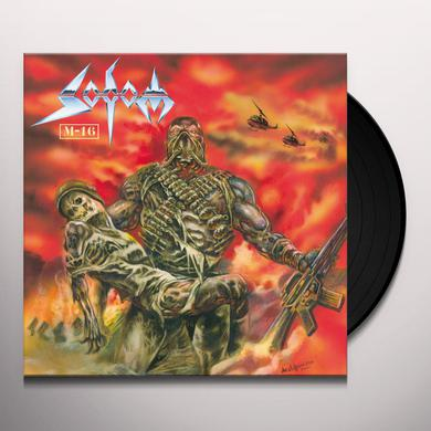 Sodom M-16 Vinyl Record