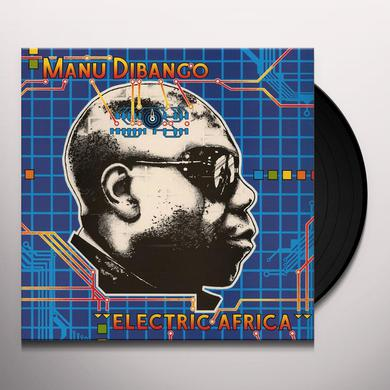 Manu Dibango ELECTRIC AFRICA Vinyl Record