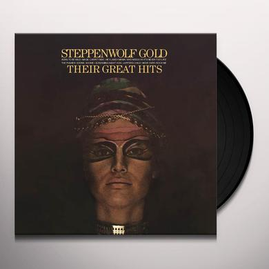 Steppenwolf GOLD: THEIR GREAT HITS Vinyl Record
