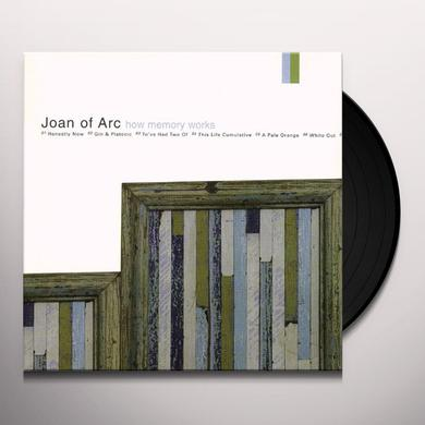 Joan Of Arc HOW MEMORY WORKS Vinyl Record
