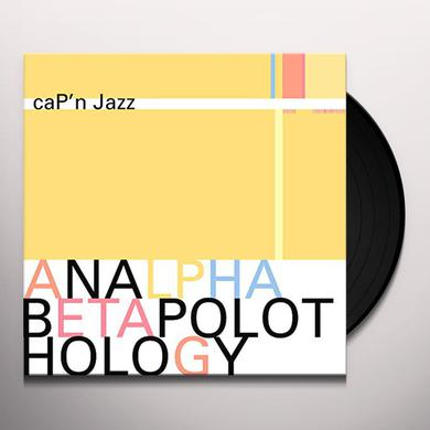 Cap'N Jazz ANALPHABETAPOLOTHOLOGY Vinyl Record