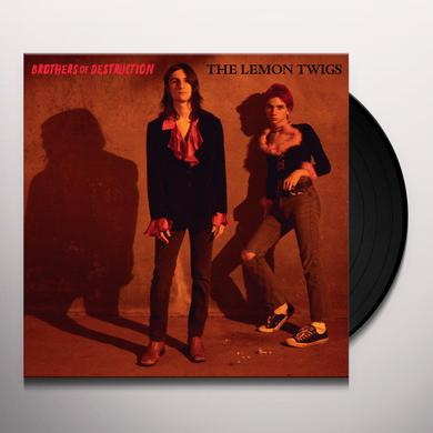 LEMON TWIGS BROTHERS OF DESTRUCTION Vinyl Record