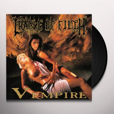 Cradle Of Filth V EMPIRE (OR DARK FAERYTALES IN PHALLUSTIEN) Vinyl Record