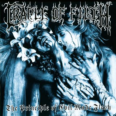 Cradle Of Filth PRINCIPLE OF EVIL MADE FLESH Vinyl Record