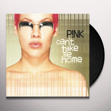 Pink CAN'T TAKE ME HOME Vinyl Record