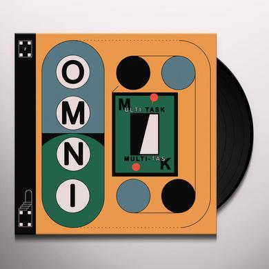 Omni MULTI-TASK Vinyl Record
