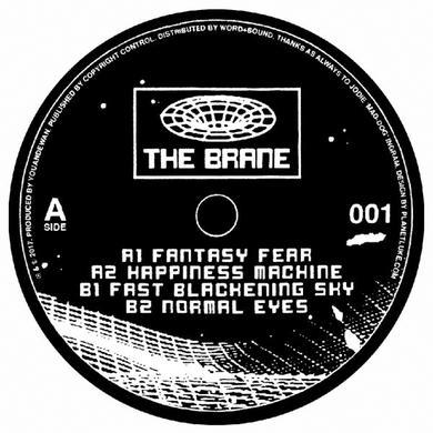 Youandewan BRANE 001 Vinyl Record