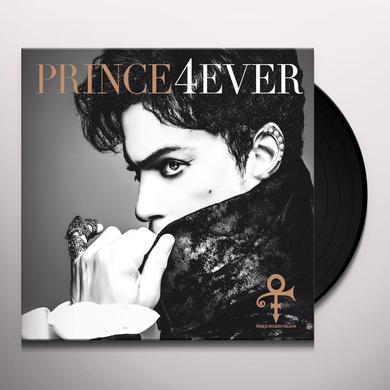 Prince 4EVER Vinyl Record