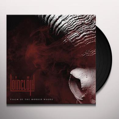Loincloth PSALM OF THE MORBID WHORE Vinyl Record