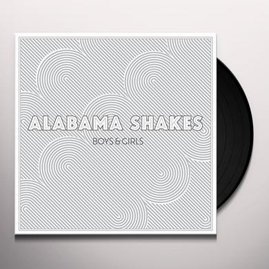 Alabama Shakes BOYS & GIRLS Vinyl Record