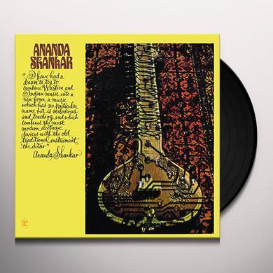 ANANDA SHANKAR Vinyl Record