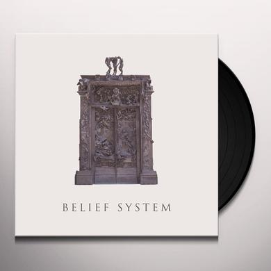 Special Request BELIEF SYSTEM Vinyl Record
