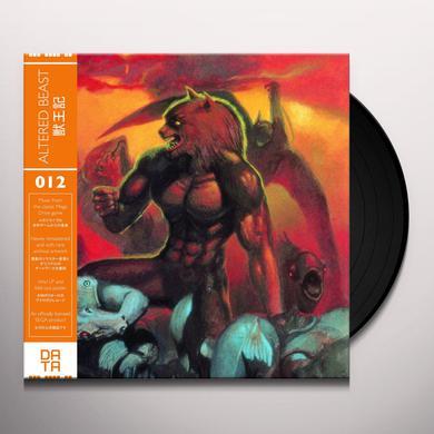Altered Beast TOHRU MASTER NAKABAYASHI / O.S.T. Vinyl Record