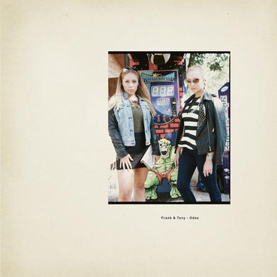 Frank and Tony ODES Vinyl Record
