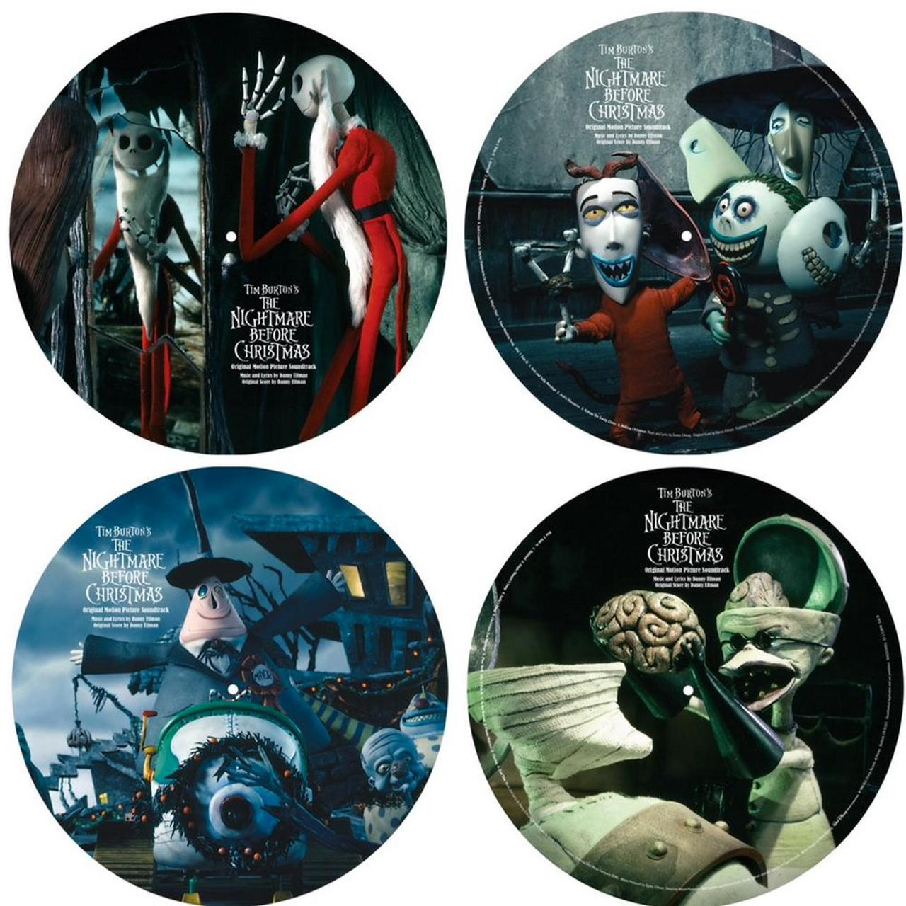 NIGHTMARE BEFORE CHRISTMAS / O.S.T. Vinyl Record