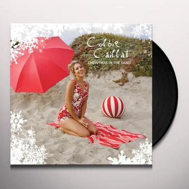 Colbie Caillat CHRISTMAS IN THE SAND Vinyl Record