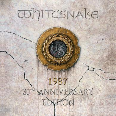 WHITESNAKE (30TH ANNIVERSARY DELUXE EDITION) Vinyl Record