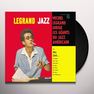Michel Legrand LEGRAND JAZZ Vinyl Record