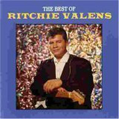 BEST OF RITCHIE VALENS Vinyl Record