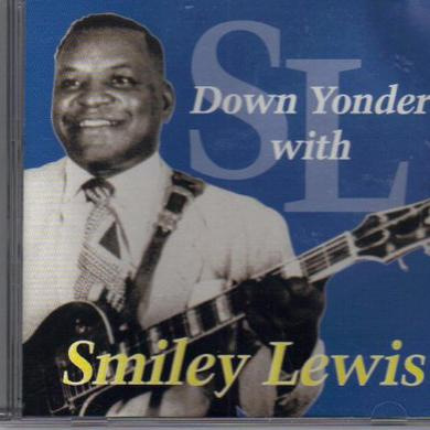 Smiley Lewis DOWN YONDER Vinyl Record