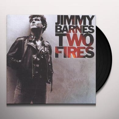 Jimmy Barnes TWO FIRES (OPAQUE PURPLE VINYL) Vinyl Record