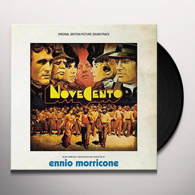 Ennio Morricone NOVECENTO / O.S.T. Vinyl Record