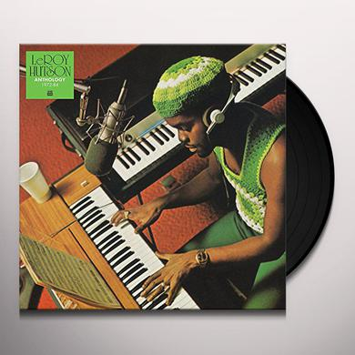 Leroy Hutson ANTHOLOGY 1972-1984 Vinyl Record