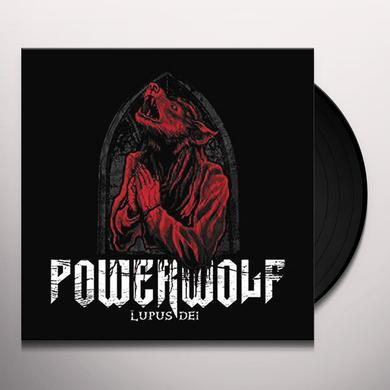 Powerwolf LUPUS DEI Vinyl Record