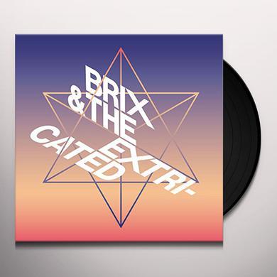 Brix & The Extricated MOONRISE KINGDOM Vinyl Record