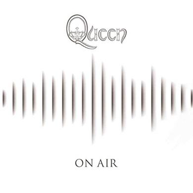 Queen ON AIR Vinyl Record