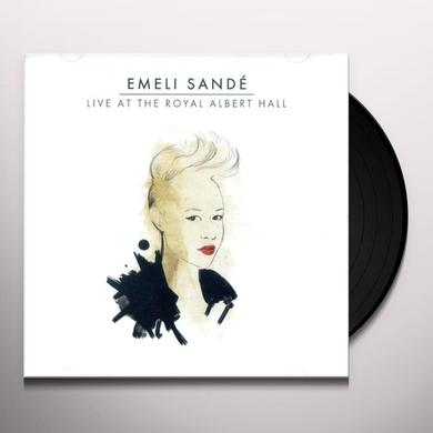 Emeli Sande LIVE AT THE ROYAL ALBERT HALL Vinyl Record