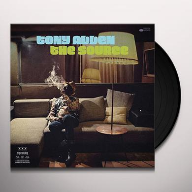 Tony Allen SOURCE Vinyl Record