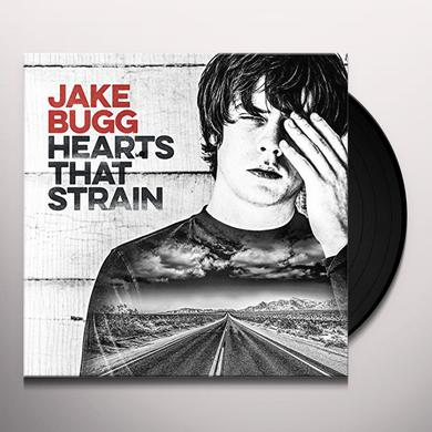 Jake Bugg HEARTS THAT STRAIN Vinyl Record