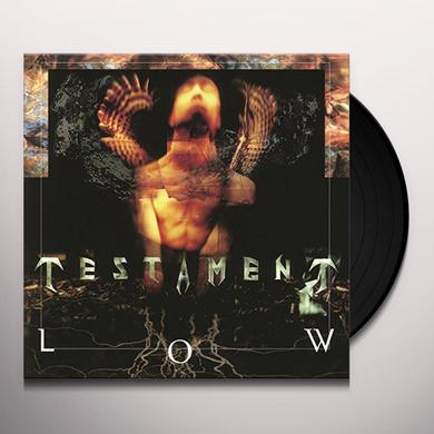 Testament LOW Vinyl Record