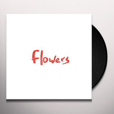 Flowers SAY 123 Vinyl Record