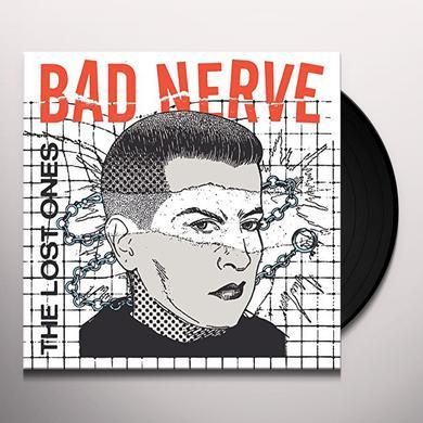 Bad Nerve LOST ONES Vinyl Record