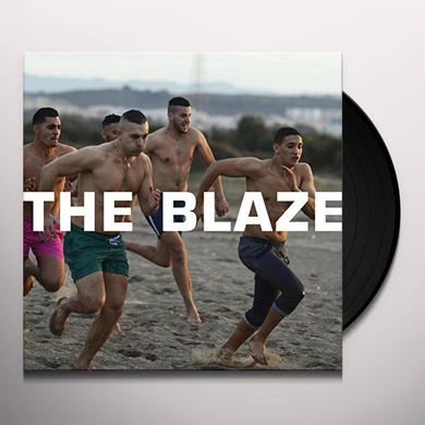 Blaze TERRITORY Vinyl Record