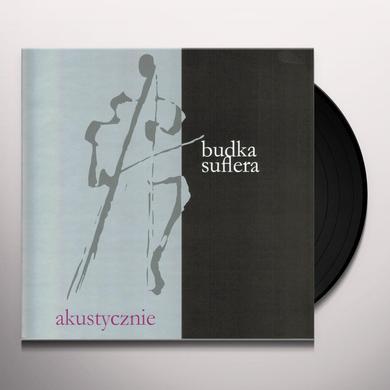 Budka Suflera AKUSTYCZNIE Vinyl Record