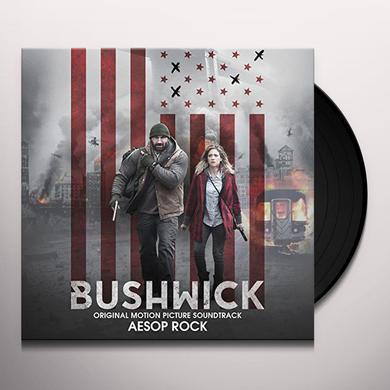 Aesop Rock BUSHWICK (ORIGINAL SOUNDTRACK) Vinyl Record