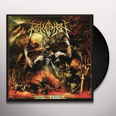 Revocation EXISTENCE IS FUTILE Vinyl Record