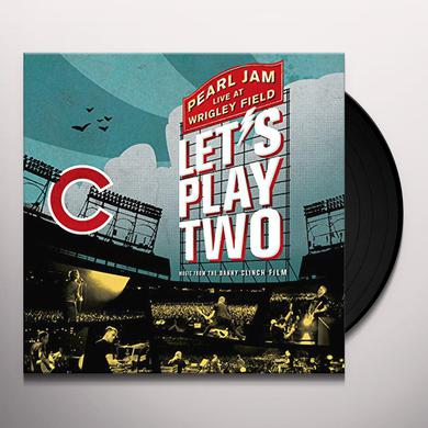Pearl Jam LET'S PLAY TWO Vinyl Record