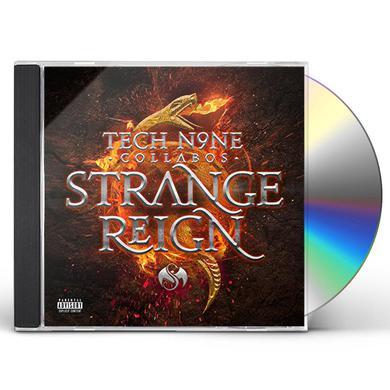 Tech N9Ne Collabos STRANGE REIGN CD