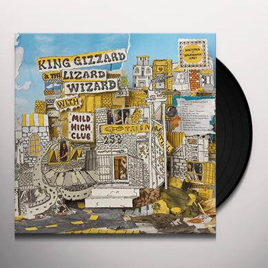 King Gizzard & The Lizard Wizard SKETCHES OF BRUNSWICK EAST (FEAT MILE HIGH CLUB) Vinyl Record