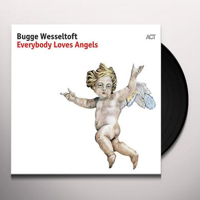 Bugge Wesseltoft EVERYBODY LOVES ANGELS Vinyl Record