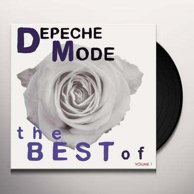BEST OF DEPECHE MODE VOL 1 Vinyl Record