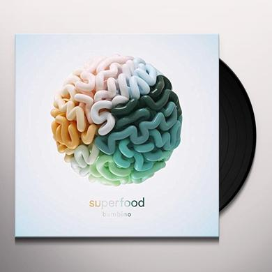 Superfood BAMBINO Vinyl Record