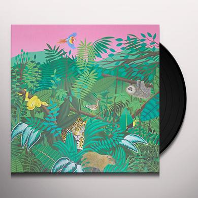 Turnover GOOD NATURE (GREEN / BROWN VINYL) Vinyl Record