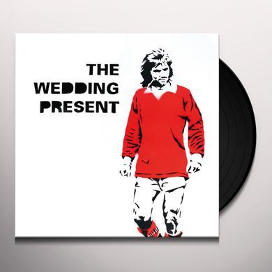 Wedding Present GEORGE BEST 30 Vinyl Record