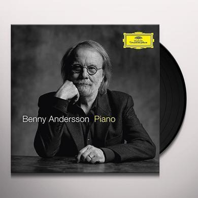 Benny Andersson PIANO Vinyl Record